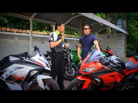 @Mocyc T48 Kawasaki Ninja 300 2/4