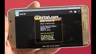أخيرا تشغيل wifislax على هاتفك واختراق شبكات الويفي في ثواني