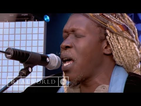 Geoffrey Oryema - Land of Anaka feat. Peter Gabriel (Live at Africa Calling)