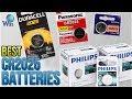 9 Best CR2025 Batteries 2018