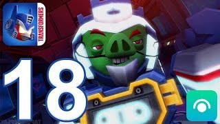 Angry Birds Transformers - Gameplay Walkthrough Part 18 - Energon Soundwave (iOS, Android)