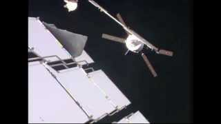 European Cargo Craft Makes Final visit to the ISS