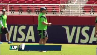 En exclusiva para LUP, Juan Carlos Osorio