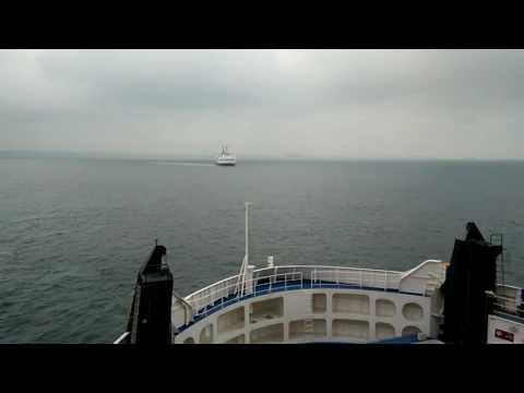 Helsingor to Helsingborg with ferry