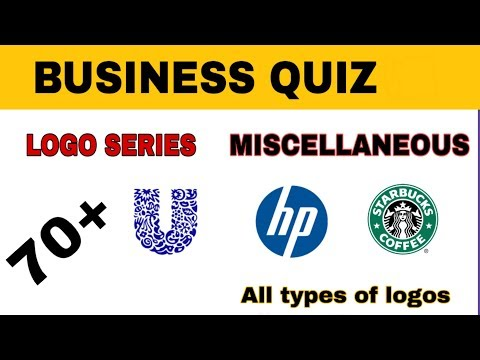 LOGO QUIZ || BUSINESS QUIZ || ALL QUIZ COMPETITION