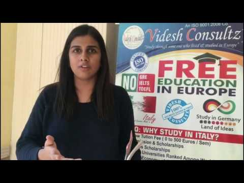 Study In Europe Through Videsh Consultz | Best Abroad Education Consultancy For Indian Students Visa