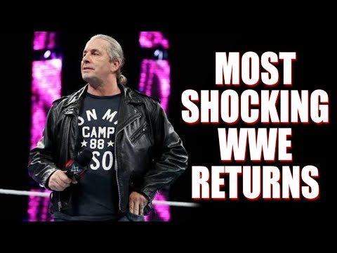 10 Shocking WWE Returns We Thought We'd NEVER See! (Wrestlers Who Burnt Bridges With WWE)