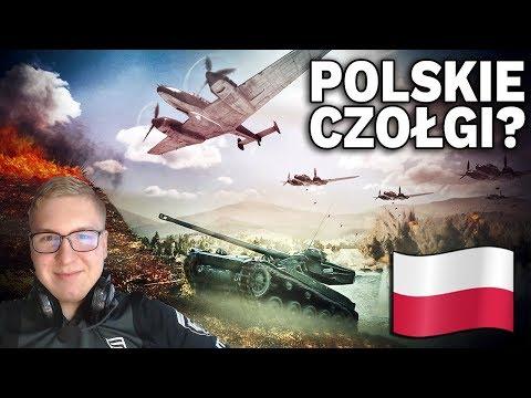 Jakie będą POLSKIE Czołgi? - Fontanna Wiedzy Multiego - World of Tanks thumbnail
