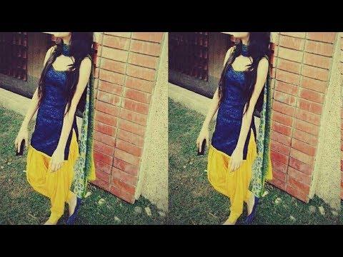पतली लड़कियों के लिए जबरदस्त Dressing Tips/Punjabi Suits/#colourcombination/latest Punjabi Suits
