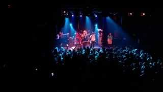 Romain Virgo - Beat You Down (Live) @ PTR - Geneva (20.02.2015)