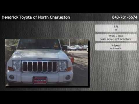 2007 Jeep Commander Sport   Charleston. Hendrick Toyota North Charleston