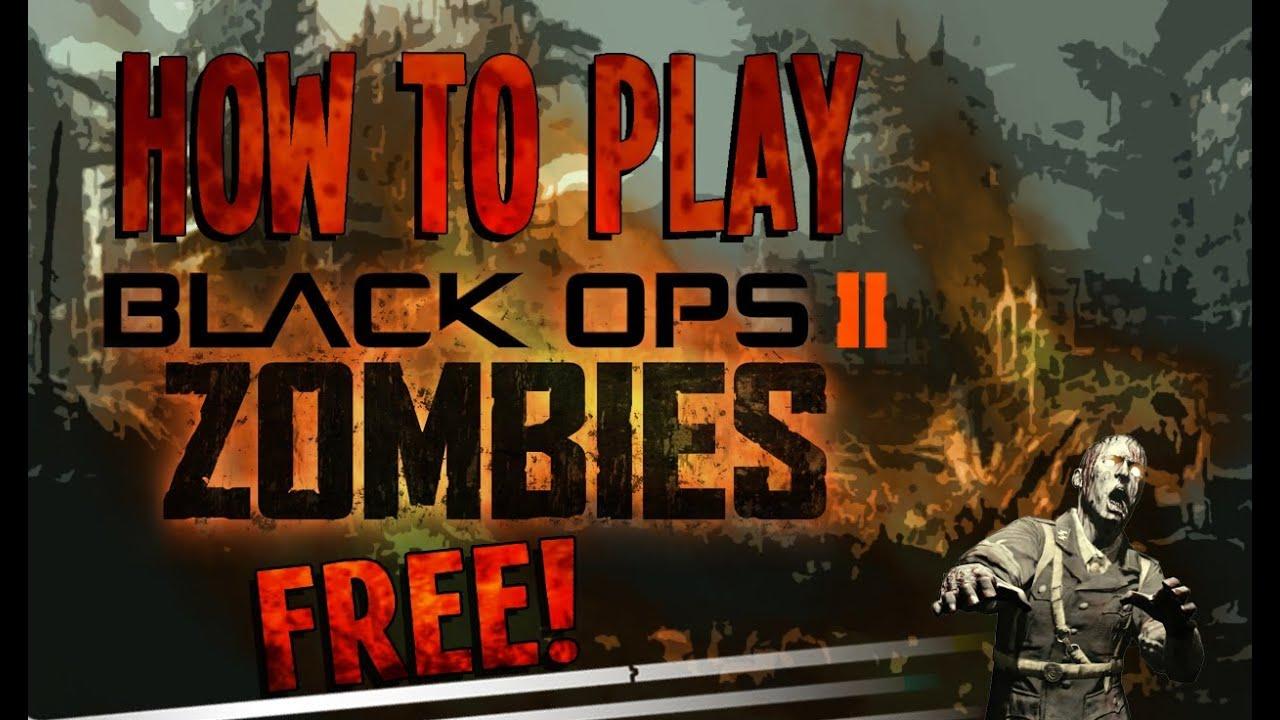 crack bo2 zombies