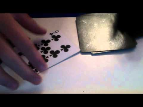 Card Trick Entry Contest#30 MisMag822