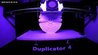Звездные войны - Тысячелетний сокол на 3Д принтере thumbnail