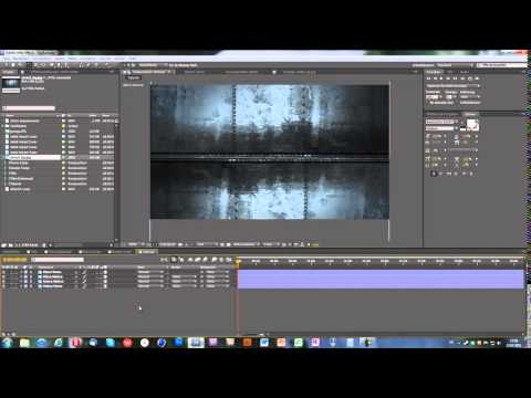 After Effects Metall Presse