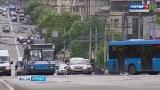 Городской транспорт в Брянске не конкурент коммерческому