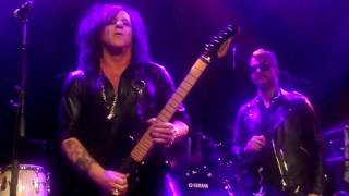 STEVE STEVENS - 1/11: Crackdown + Day Of The Eagle (Live In London 2017)