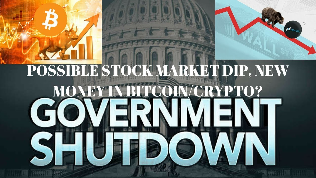 us government shutdown cryptocurrency