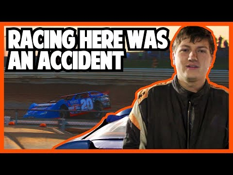 Why are we at Selinsgrove Speedway? (Jena Cam, Trailer/Pit Tour) | RACING VLOG