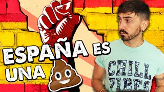 7 RAZONES por las que ESPAÑA es una MlERDA   InfoVlogger
