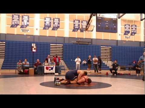 Greco 120kg - Doug Vollaro DEC Zac Wilcox 1-0, 6-0