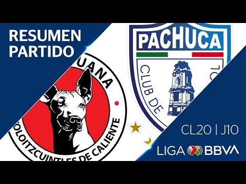 Club Tijuana Pachuca Goals And Highlights