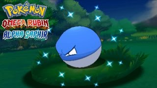 Shiny Chaining Tutorial ORAS - Shiny Pokemon fangen in Pokemon Omega Rubin/Alpha Saphir