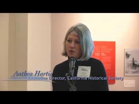 California History Blueprint Luncheon: Andrea Hartig