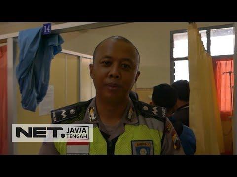Anggota Polisi Jadi Ayah Angkat Rayyan - NET JATENG