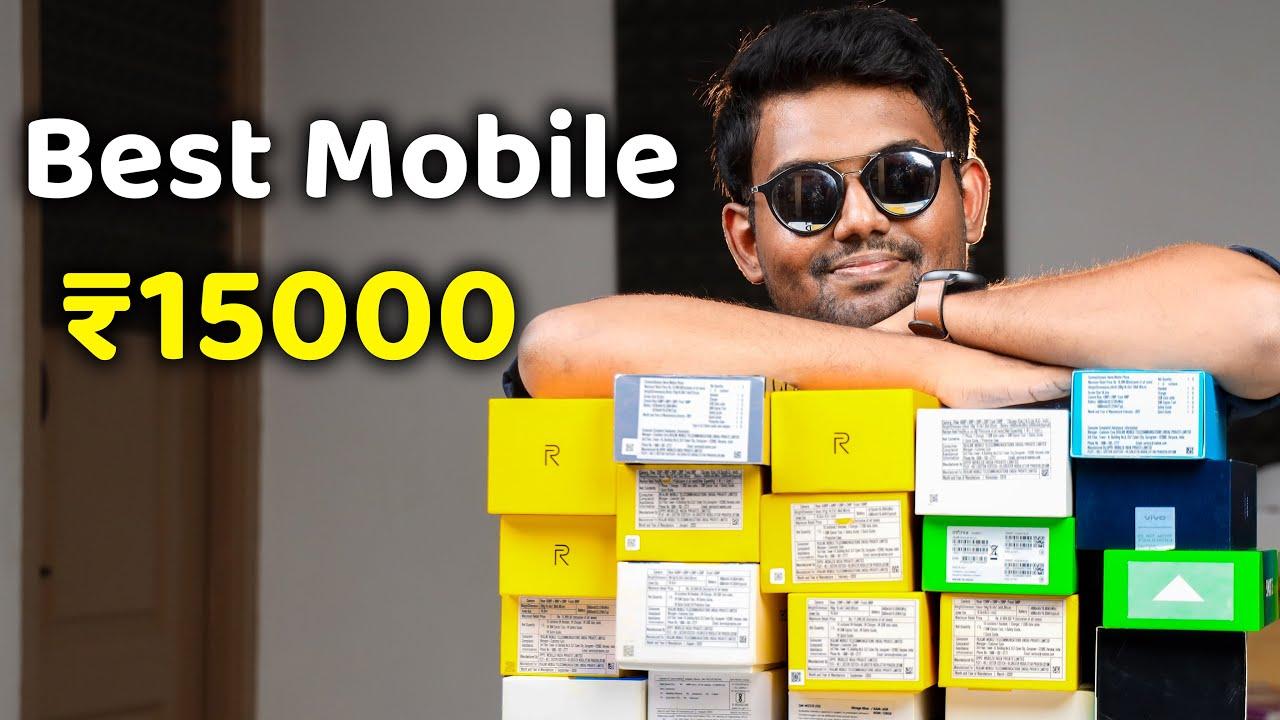 ₹15000க்குள் சிறந்த மொபைல் ⚡⚡⚡| Top 4 Best Phone Under ₹15000 (2021) | TechBoss