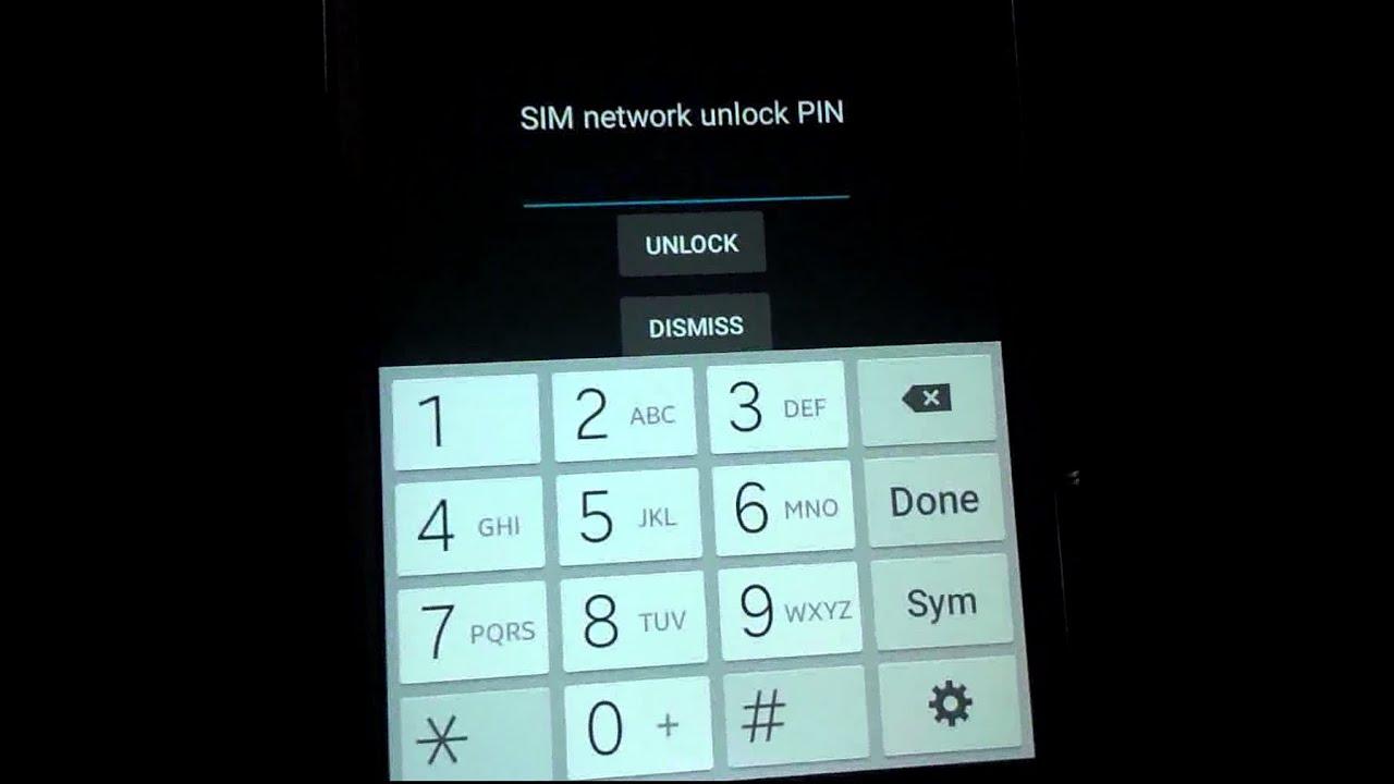 Unlock Samsung SM-G531 Grand Prime - 100% Success - Easy Steps