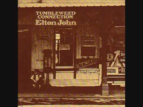Elton John - Ballad Of A Well-Known Gun (Tumbleweed1 of 12)