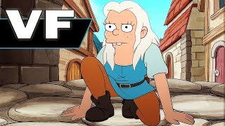 DÉSENCHANTÉE Bande Annonce VF # 2 (2018) Par le Créateur des Simpsons !