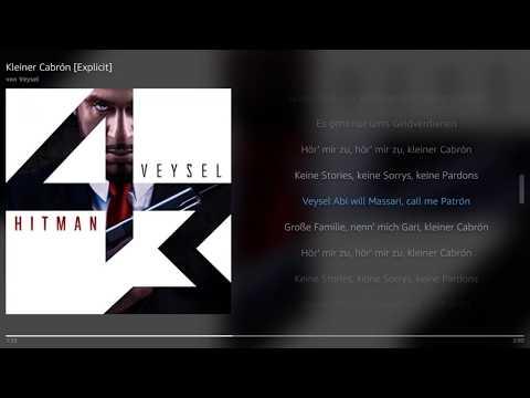 Veysel - Kleiner Cabrón | Lyrics