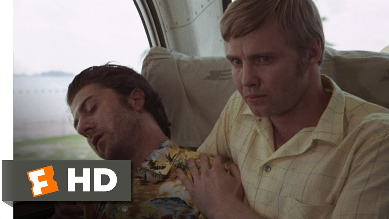 Midnight Cowboy (11/11) Movie CLIP - Ratso Dies on the Bus
