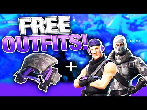 How To Get 3 SECRET FREE Fortnite Outfits! (Fortnite Battle Royale)