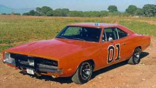 Johnny Cash -The General Lee