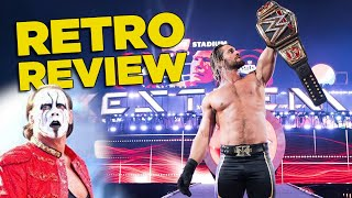 Retro Ups & Downs: WWE WrestleMania 31