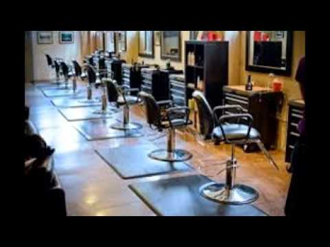 Hair Salon Workstations