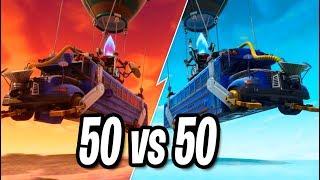 Así es el NUEVO 50 vs 50! FORTNITE: Battle Royale