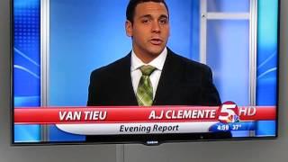 North Dakota News Bismarck  Anchor AJ Clemente Swears thumbnail