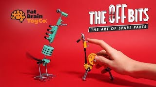 The Expanding Art Of Spare Parts: Offbits 2018