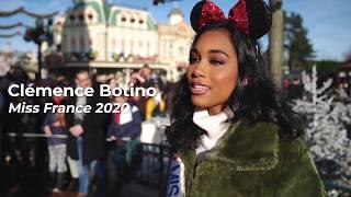 Miss France 2020 concrétise son rêve à Disneyland Paris ✨