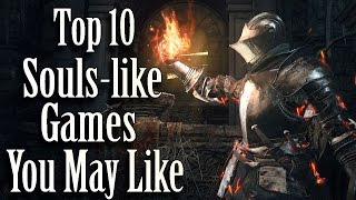 Скачать Top 10 Souls Like Games You May Like