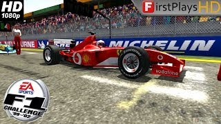 F1 Challenge '99-'02 - PC Gameplay 1080p
