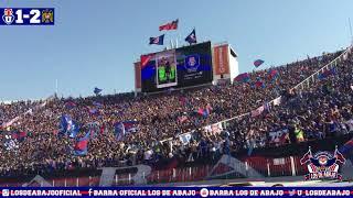 LOS DE ABAJO - U DE CHILE 1 vs U ESPAÑOLA 2 (04/01/2018)
