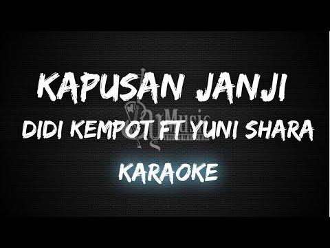 Karaoke Didi Kempot Kapusan Janji