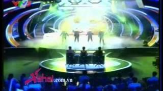 Vietnam's Got Talent - Chung Kết 1 - Nhóm Dòng Thời Gian