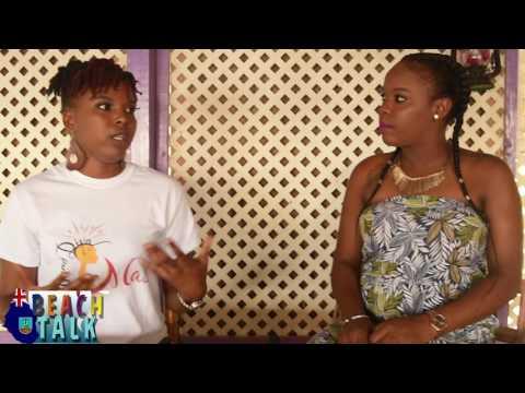 Beach Talk -Island Diva Mas Tribes (Sharlene Lindsay)