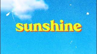 Sunshine - Megan Nicole (Lyric Video)